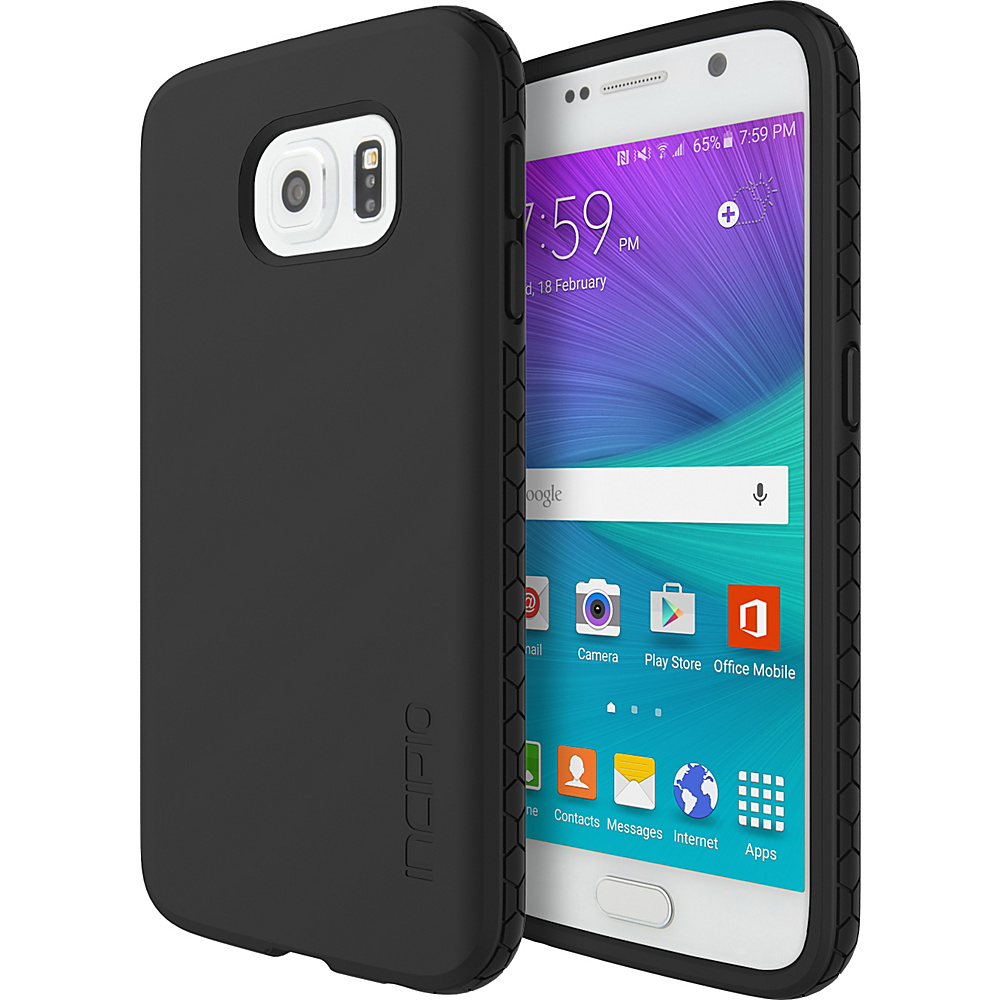 Incipio Octane for Samsung Galaxy S6 Black - Incipio Electronic Cases - Technology, Electronic Cases
