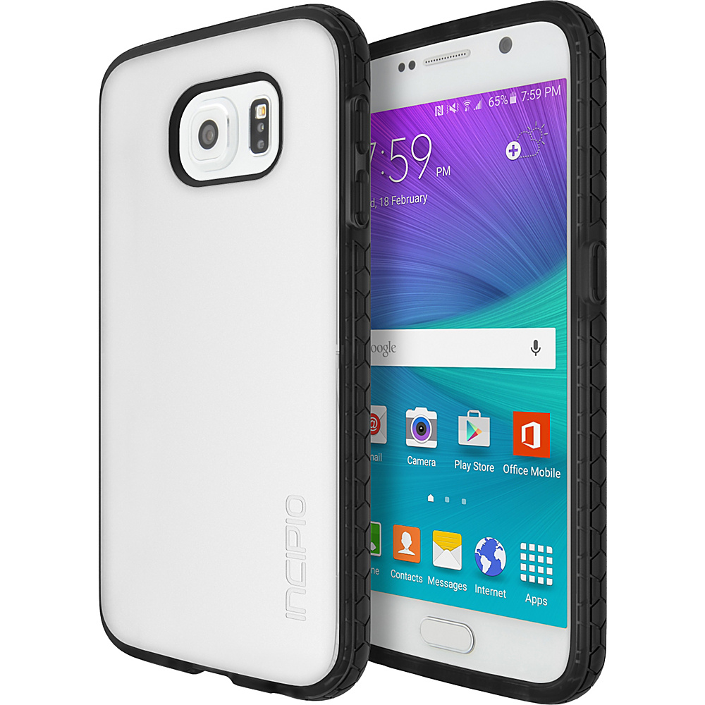 Incipio Octane for Samsung Galaxy S6 Frost/Black - Incipio Electronic Cases - Technology, Electronic Cases