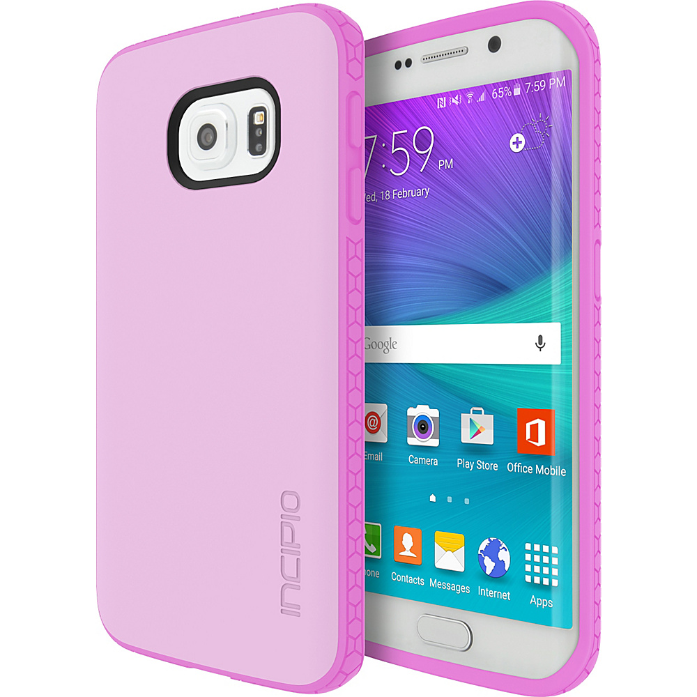 Incipio Octane for Samsung Galaxy S6 Edge Orchid/Raspberry - Incipio Electronic Cases - Technology, Electronic Cases
