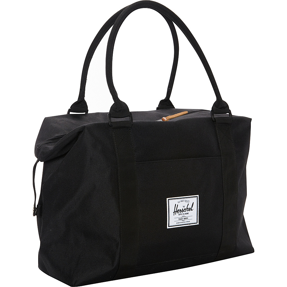 Herschel Supply Co. Strand Duffel Bag Black Herschel Supply Co. Travel Duffels