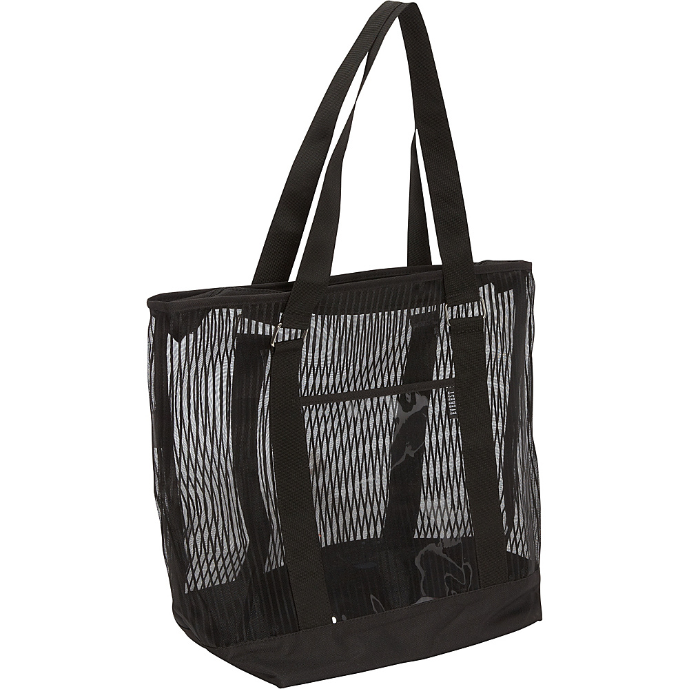 Everest Large Mesh Tote Black - Everest All-Purpose Totes - Travel Accessories, All-Purpose Totes