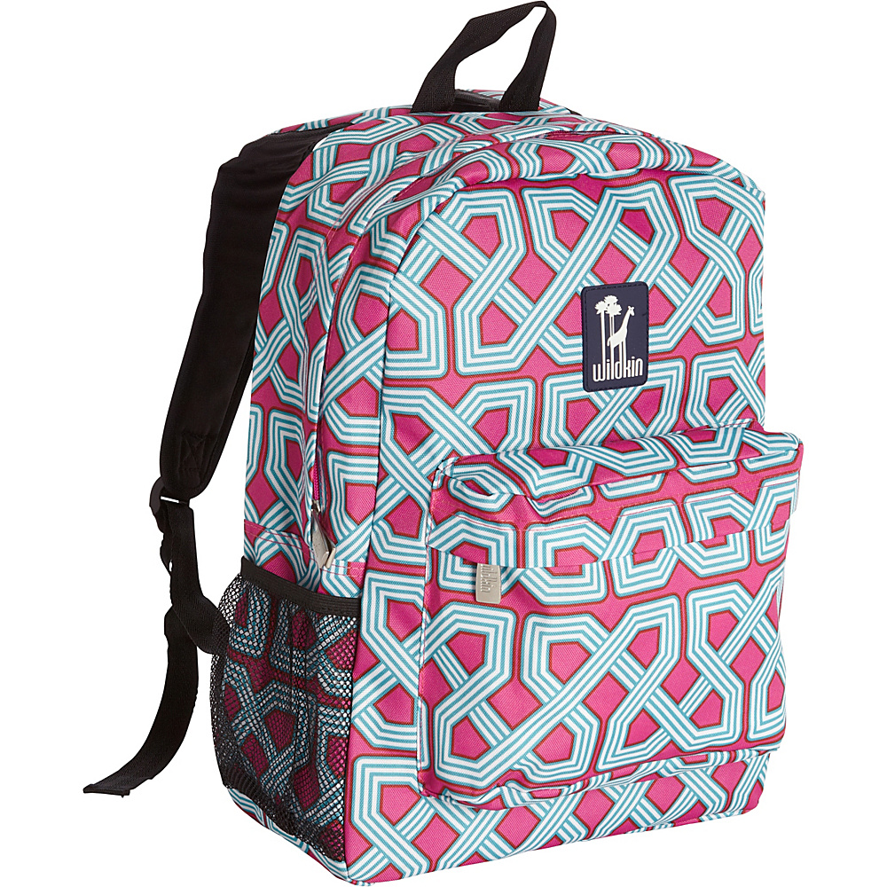 Wildkin Trellis 16 Inch Backpack Twizzler - Wildkin Everyday Backpacks