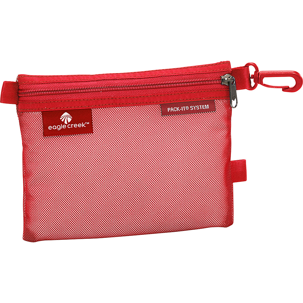 Eagle Creek Pack-It Sac Small Red Fire - Eagle Creek Travel Organizers - Travel Accessories, Travel Organizers