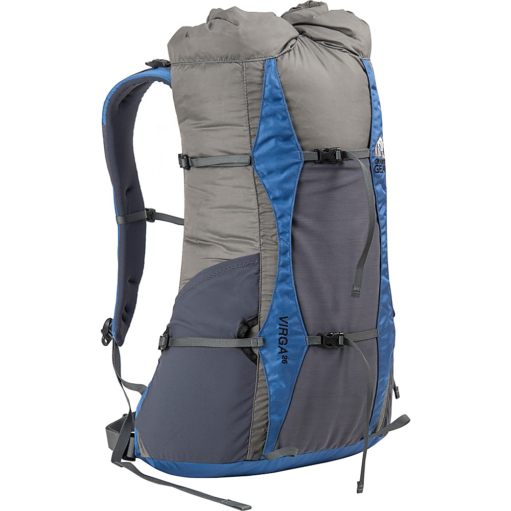 Granite Gear Virga 26 Day Pack Brilliant Blue Moonmist Granite Gear Day Hiking Backpacks