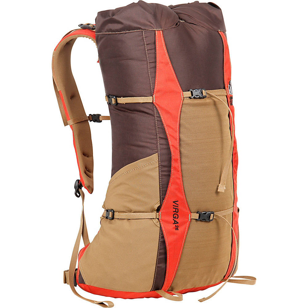 Granite Gear Virga 26 Day Pack Tiger Java Granite Gear Day Hiking Backpacks