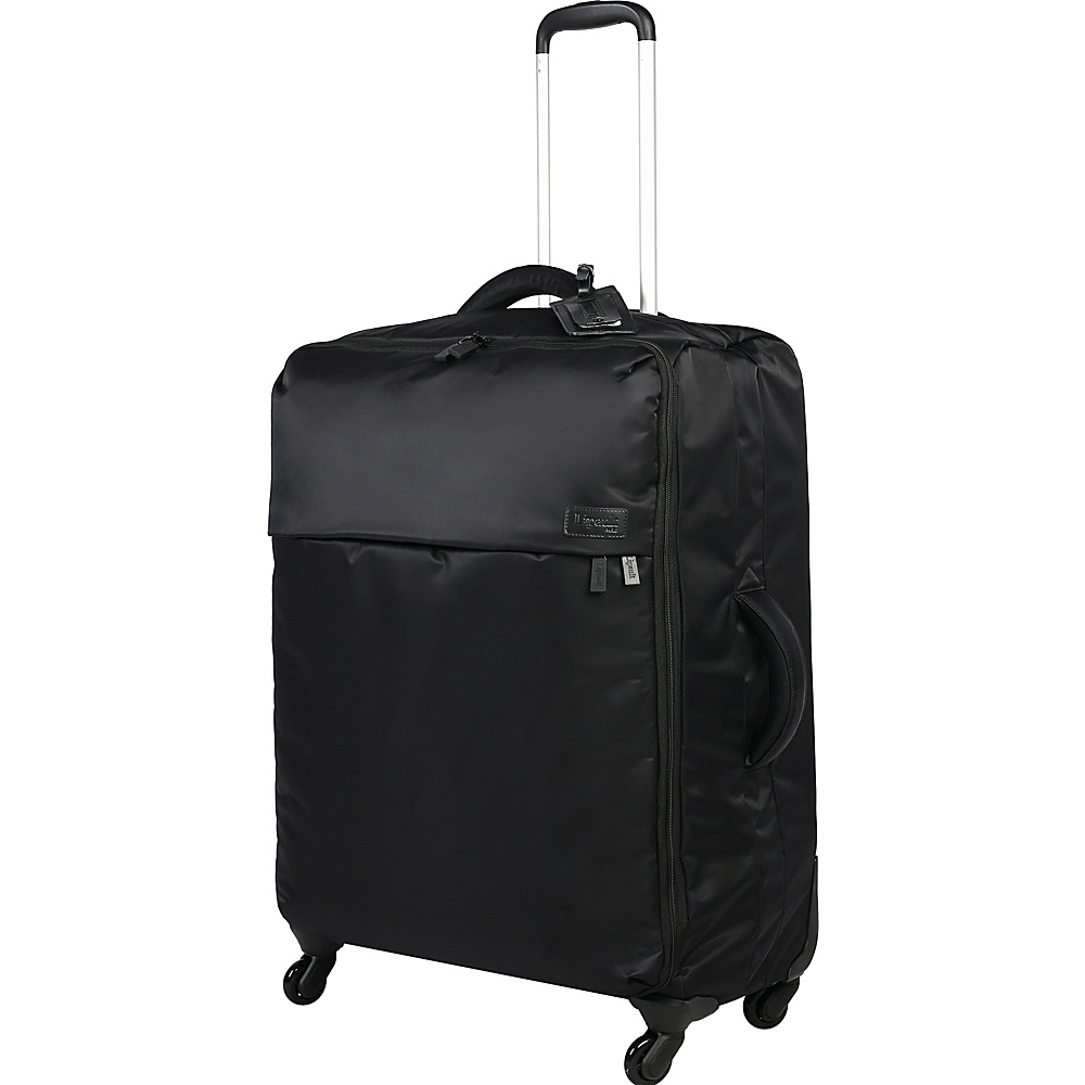 Lipault Paris Spinner 26 Black Lipault Paris Softside Checked