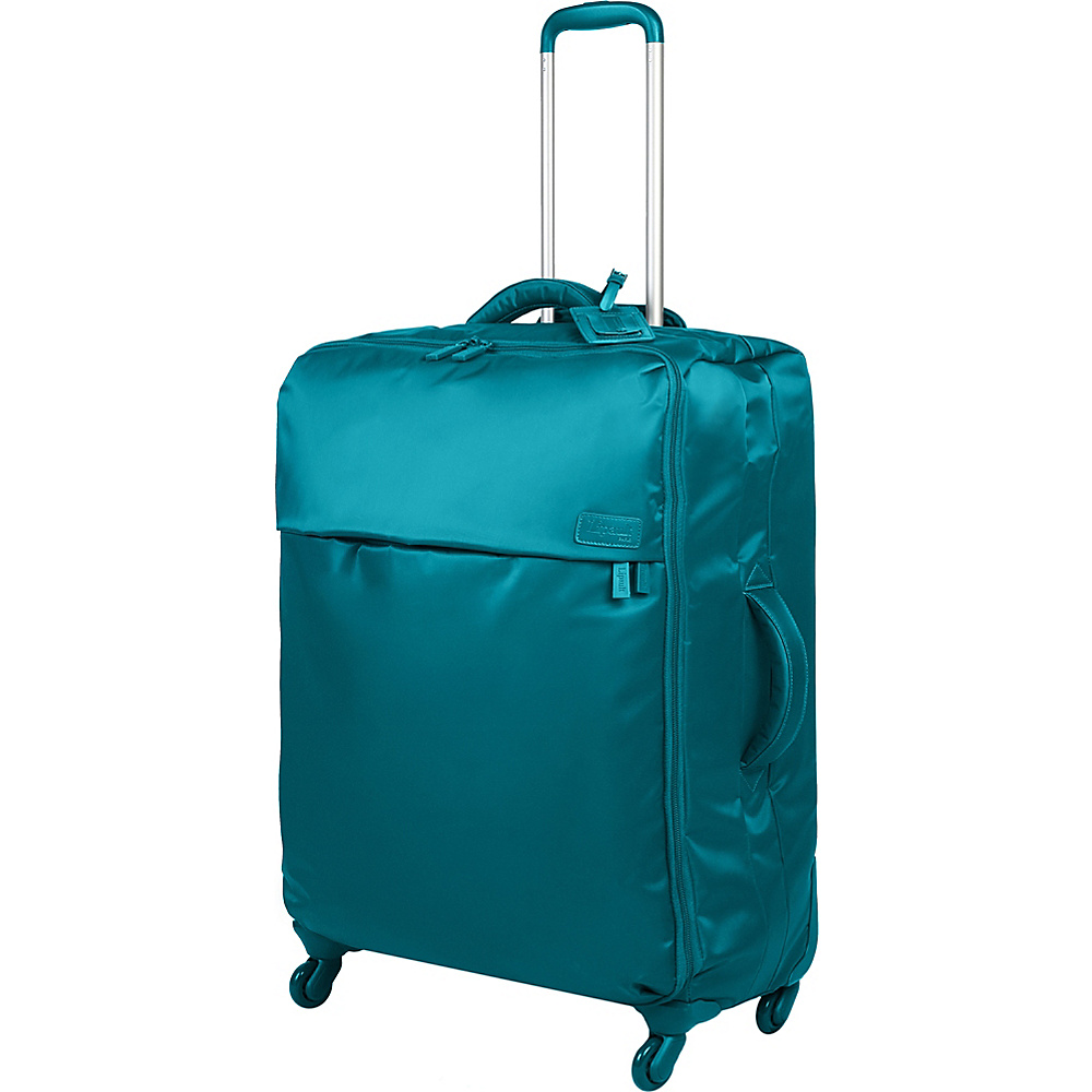 Lipault Paris Spinner 26 Aqua Lipault Paris Softside Checked
