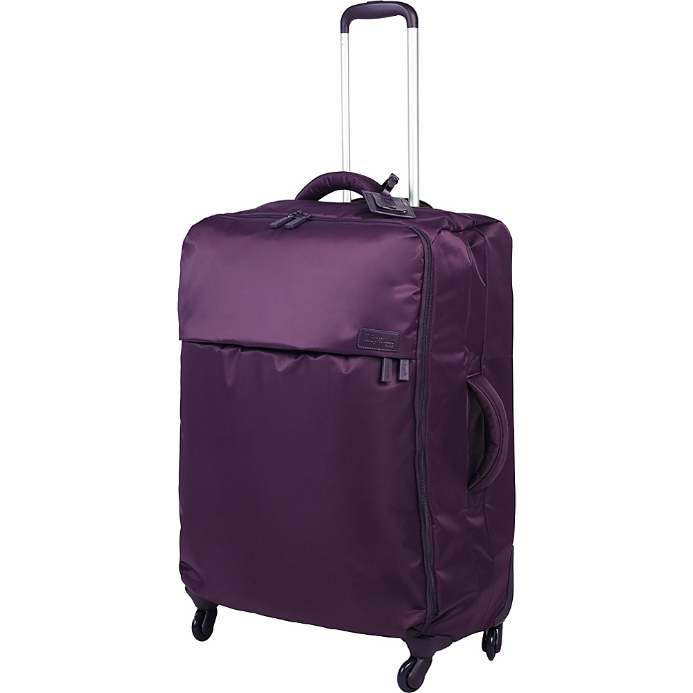 Lipault Paris Spinner 26 Purple Lipault Paris Softside Checked