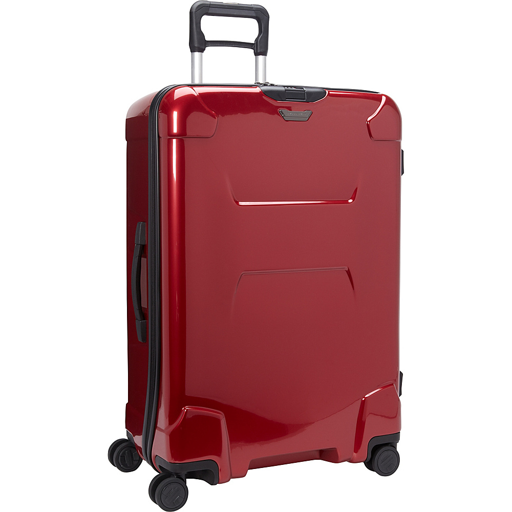 Briggs & Riley Torq Large Spinner Ruby - Briggs & Riley Large Rolling Luggage