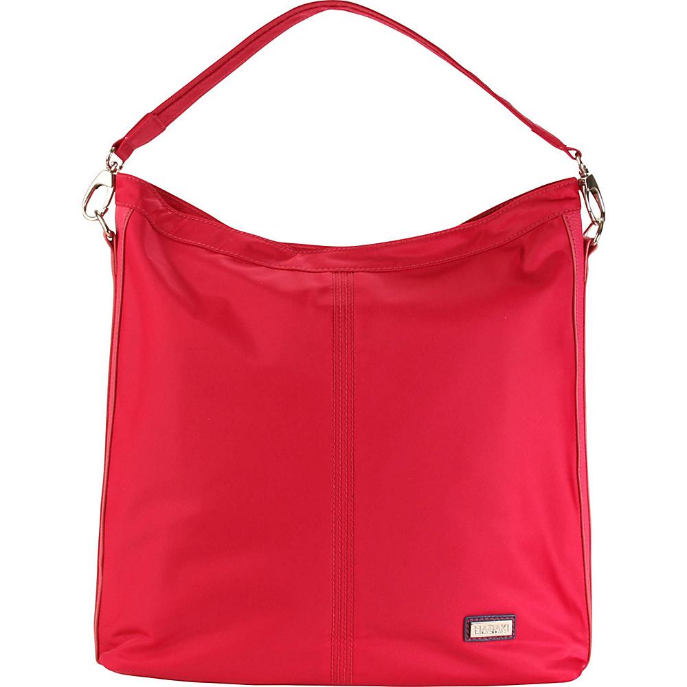 Hadaki Skinny Hobos Vivacious - Hadaki Fabric Handbags - Handbags, Fabric Handbags