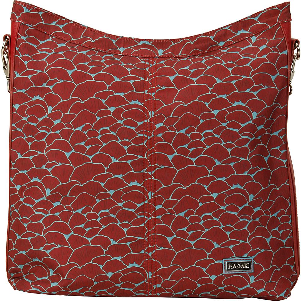 Hadaki Skinny Hobos Sunrays - Hadaki Fabric Handbags - Handbags, Fabric Handbags