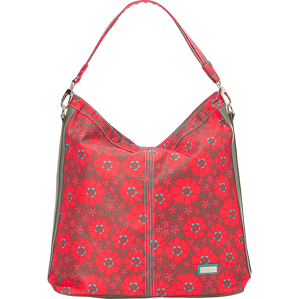 Hadaki Skinny Hobos Primavera Lacey - Hadaki Fabric Handbags - Handbags, Fabric Handbags
