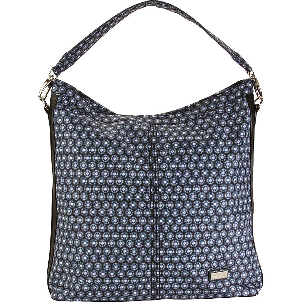 Hadaki Skinny Hobos Fantasia Geo - Hadaki Fabric Handbags - Handbags, Fabric Handbags