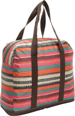 Sacs Collection by Annette Ferber Ultimate Traveler Multi Pattern - Sacs Collection by Annette Ferber All-Purpose Totes