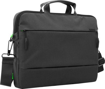 Incase City Collection 15 inch Brief Black - Incase Non-Wheeled Business Cases