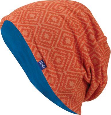 Keds Sublimated Beanie Birds of Paradise Aztec Geo - Keds Hats/Gloves/Scarves