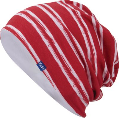 Keds Keds Sublimated Beanie Rococco Red - Keds Hats/Gloves/Scarves