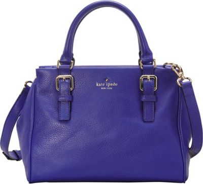 kate spade new york Cobble Hill Noelle Bright Lapis - kate spade new york Designer Handbags