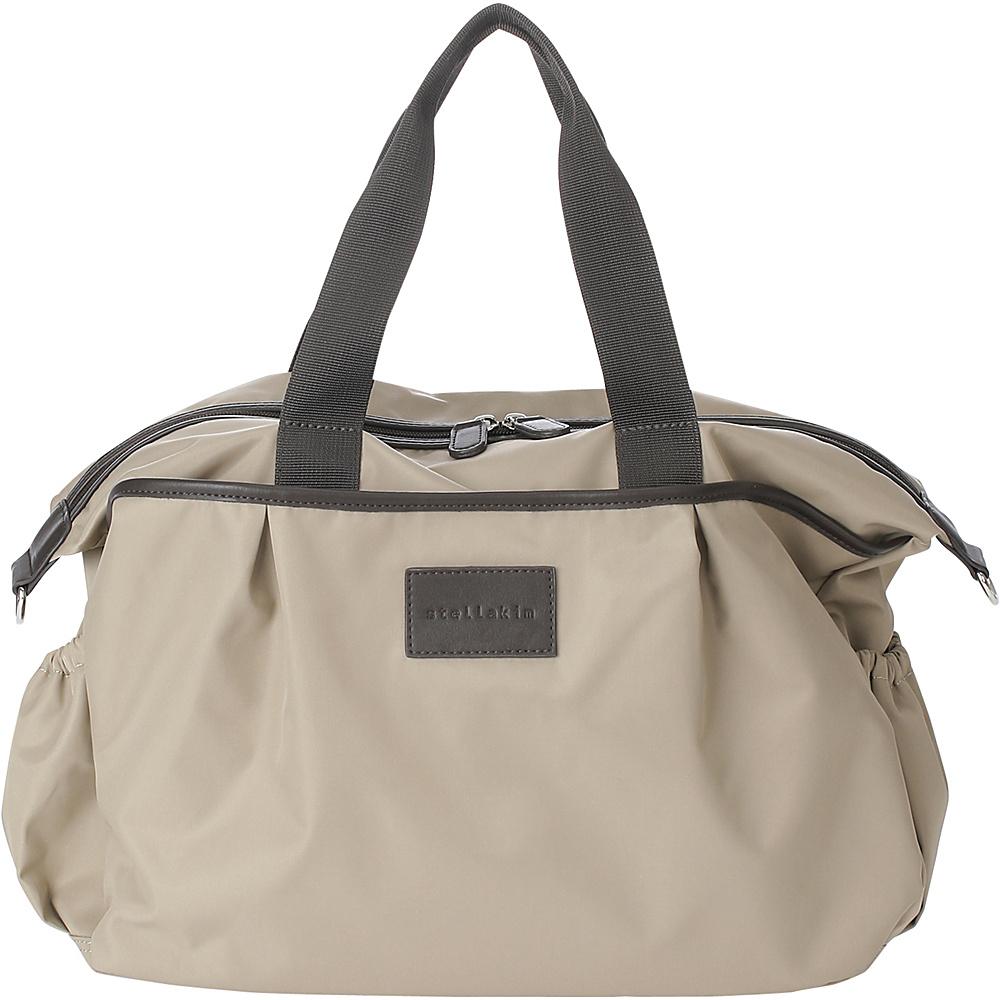 Stellakim Olivia Diaper Tote Beige - Stellakim Diaper Bags & Accessories