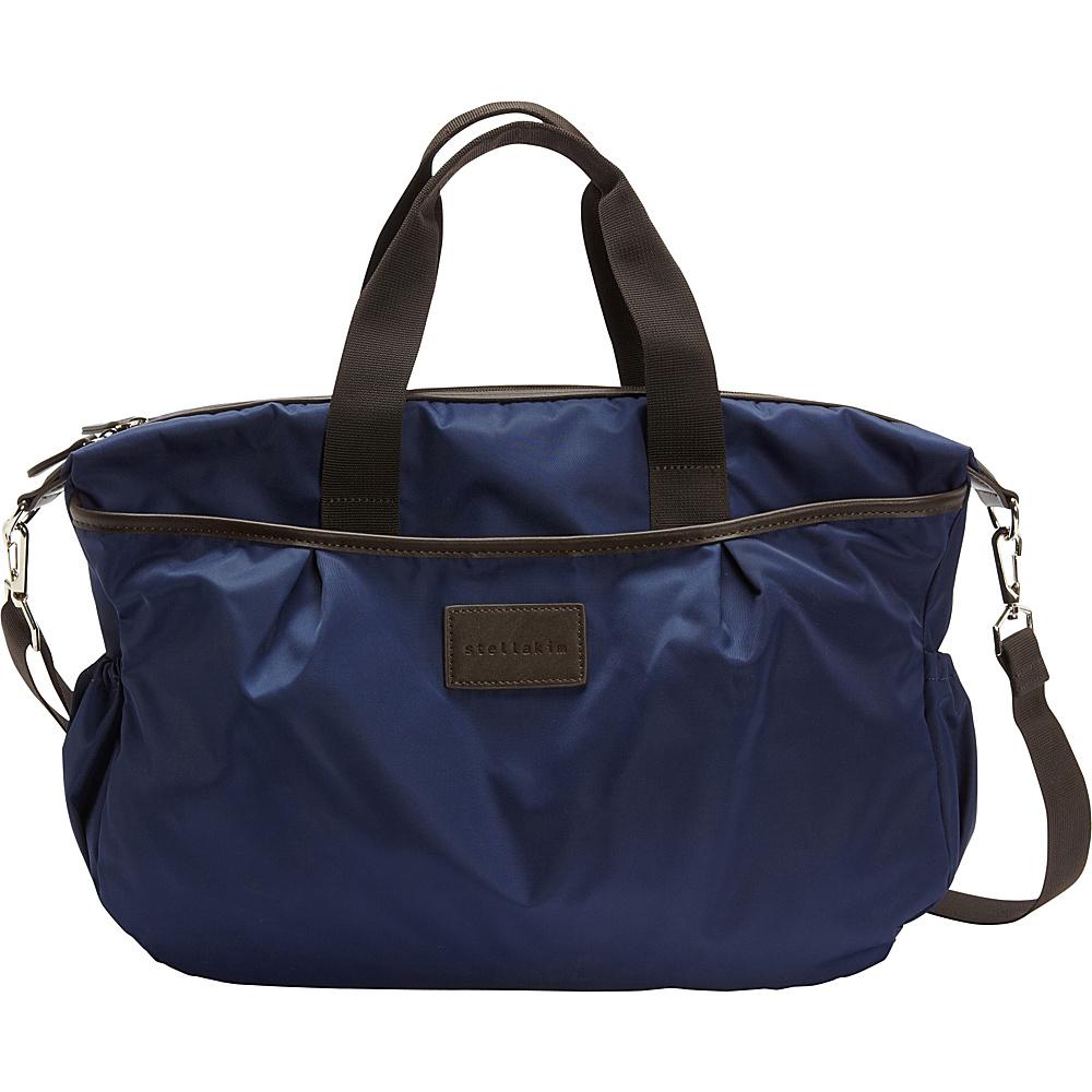 Stellakim Olivia Diaper Tote Navy - Stellakim Diaper Bags & Accessories