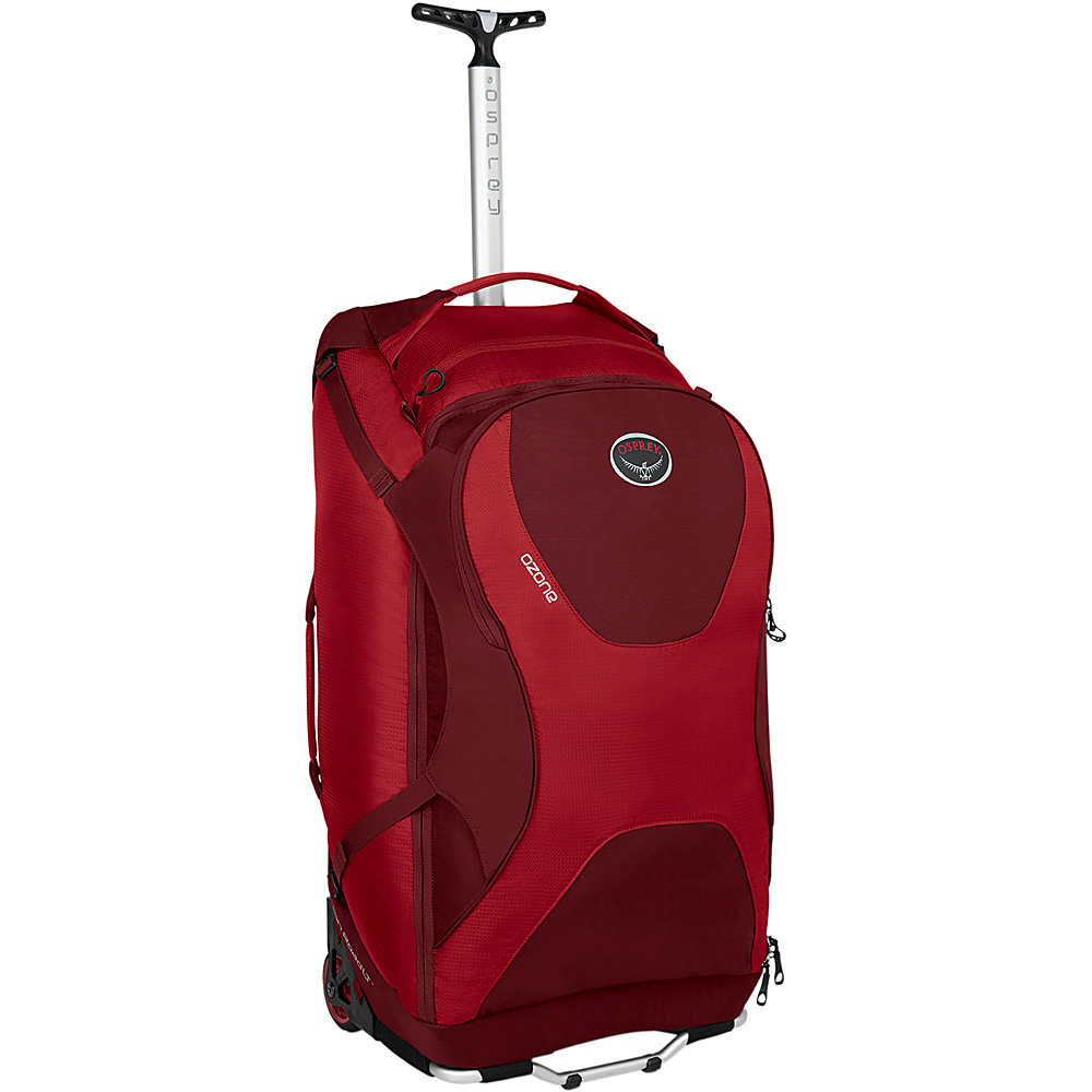 Osprey Ozone 28 inch/80L Hoodoo Red- DISCONTINUED - Osprey Softside Checked - Luggage, Softside Checked