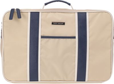 Perry Mackin Weekender Navy - Perry Mackin Luggage Totes and Satchels