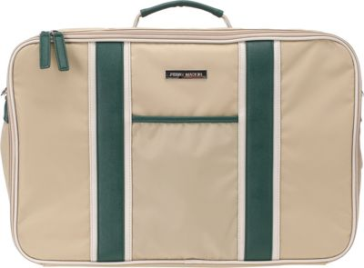 Perry Mackin Weekender Green - Perry Mackin Luggage Totes and Satchels