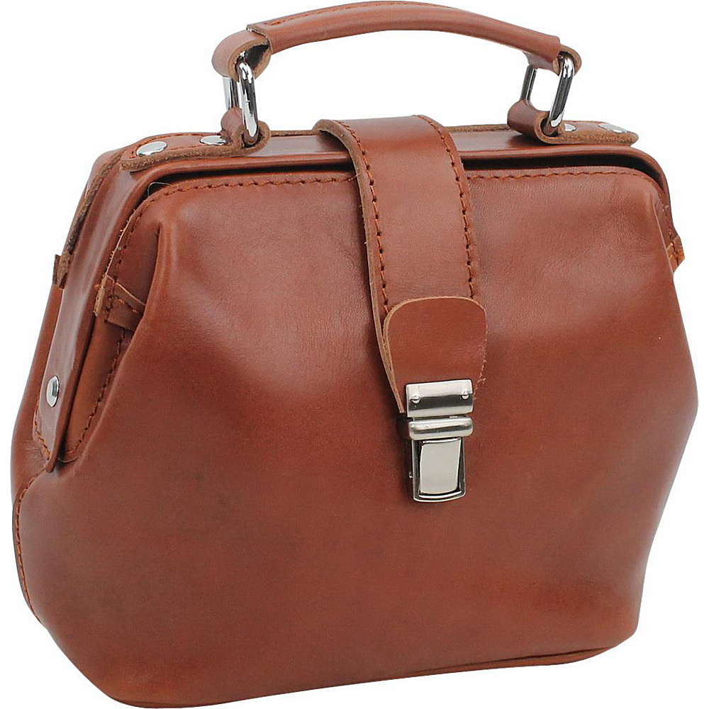 Vagabond Traveler 9 Leather Handbag Brown - Vagabond Traveler Leather Handbags - Handbags, Leather Handbags