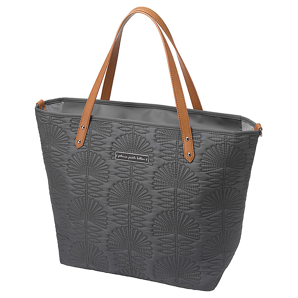 Petunia Pickle Bottom Downtown Tote Champs Elysees Stop Petunia Pickle Bottom Diaper Bags Accessories