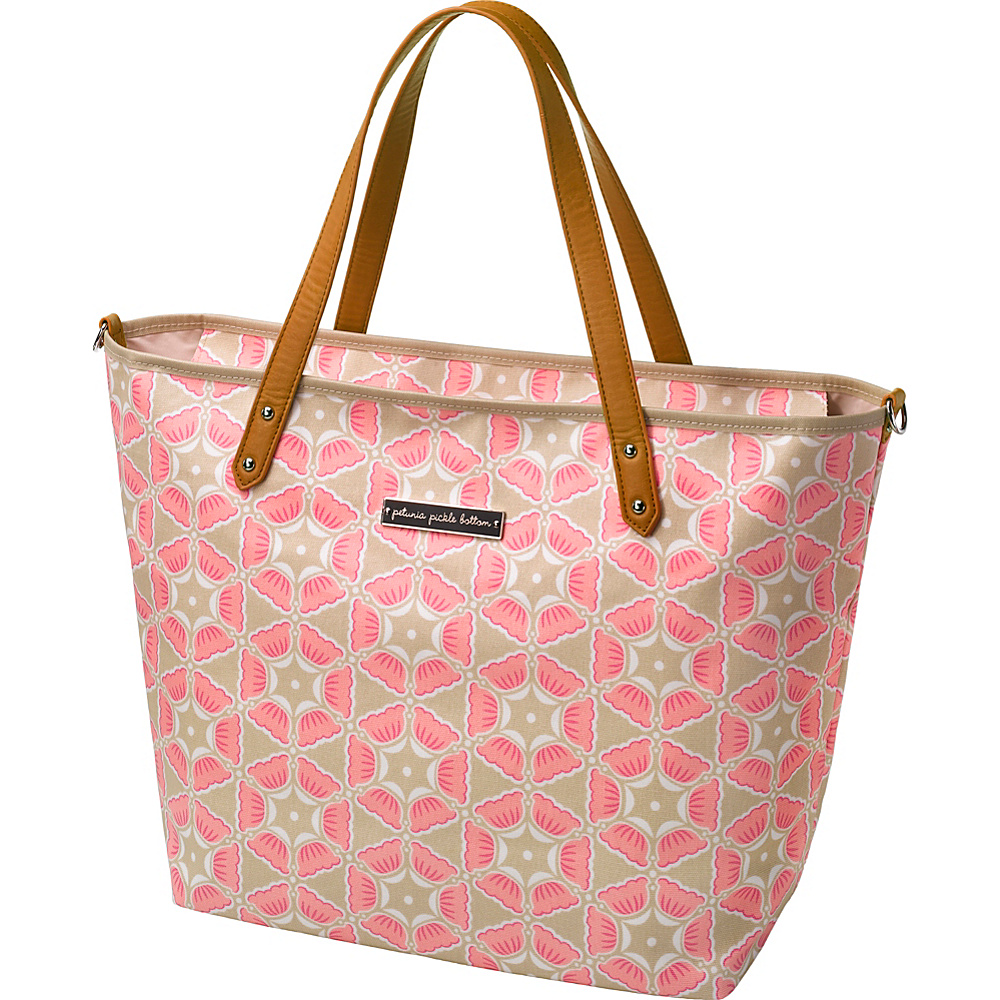 Petunia Pickle Bottom Downtown Tote Blooming in Brixham - Petunia Pickle Bottom Diaper Bags & Accessories