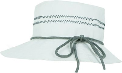 SailorBags Women's Hat One Size - White/Grey - SailorBags Hats/Gloves/Scarves