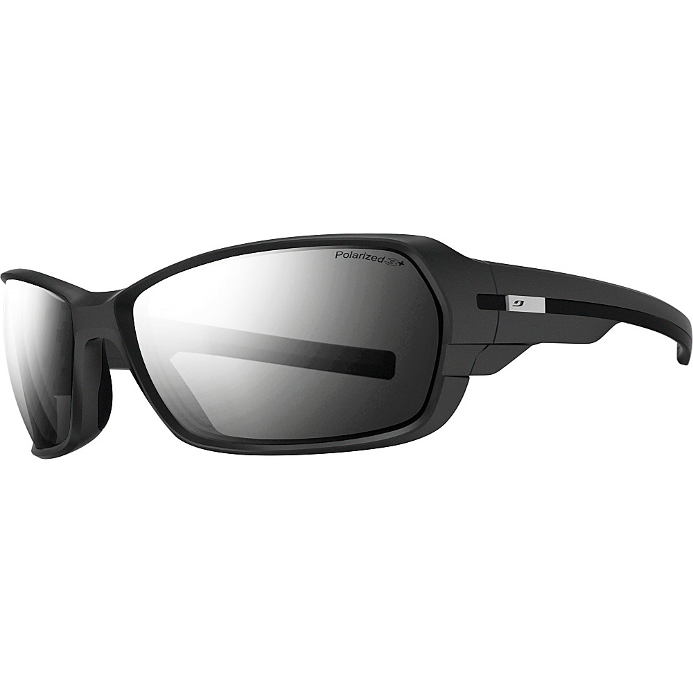 Julbo Dirt 2.0 Polarized 3 Lenses Matte Black Julbo Sunglasses
