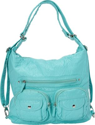 Ampere Creations Convertible Backpack Crossbody Purse Min...