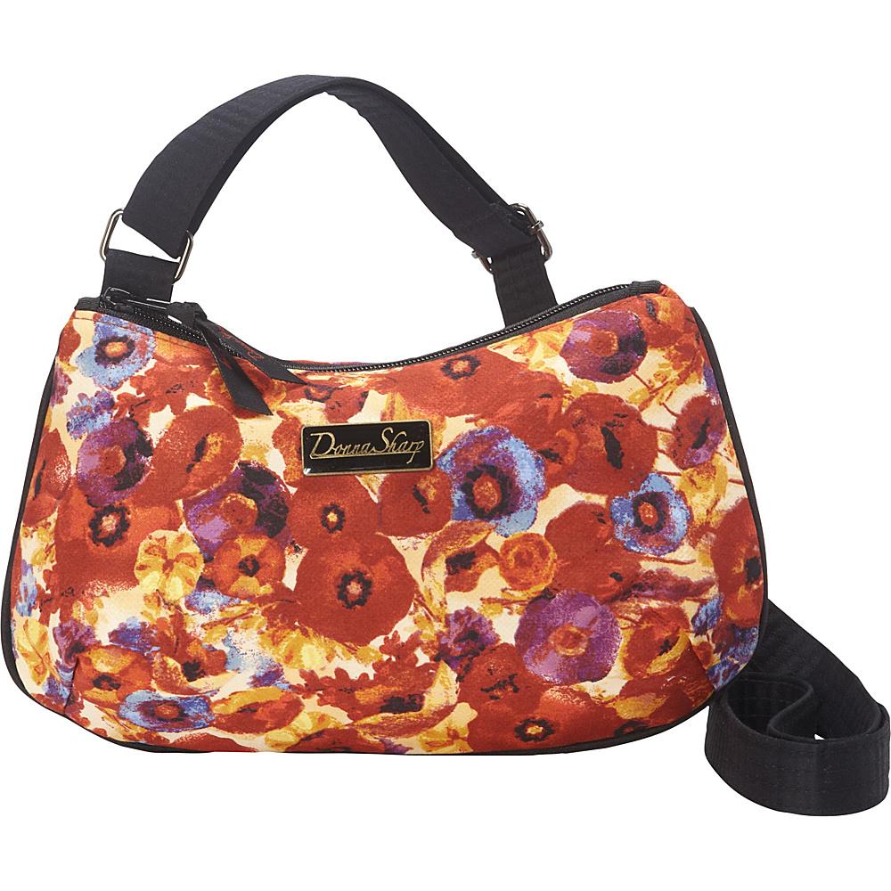 Donna Sharp Anne Bag Poppy Field - Donna Sharp Fabric Handbags