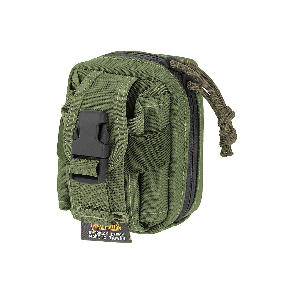 Maxpedition Anemone Pouch Green Maxpedition Electronic Cases