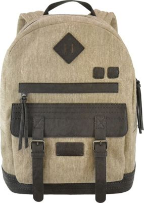 Sherpani Indie Canvas School/Hiking/Cycling Backpack Canvas - Sherpani Business & Laptop Backpacks