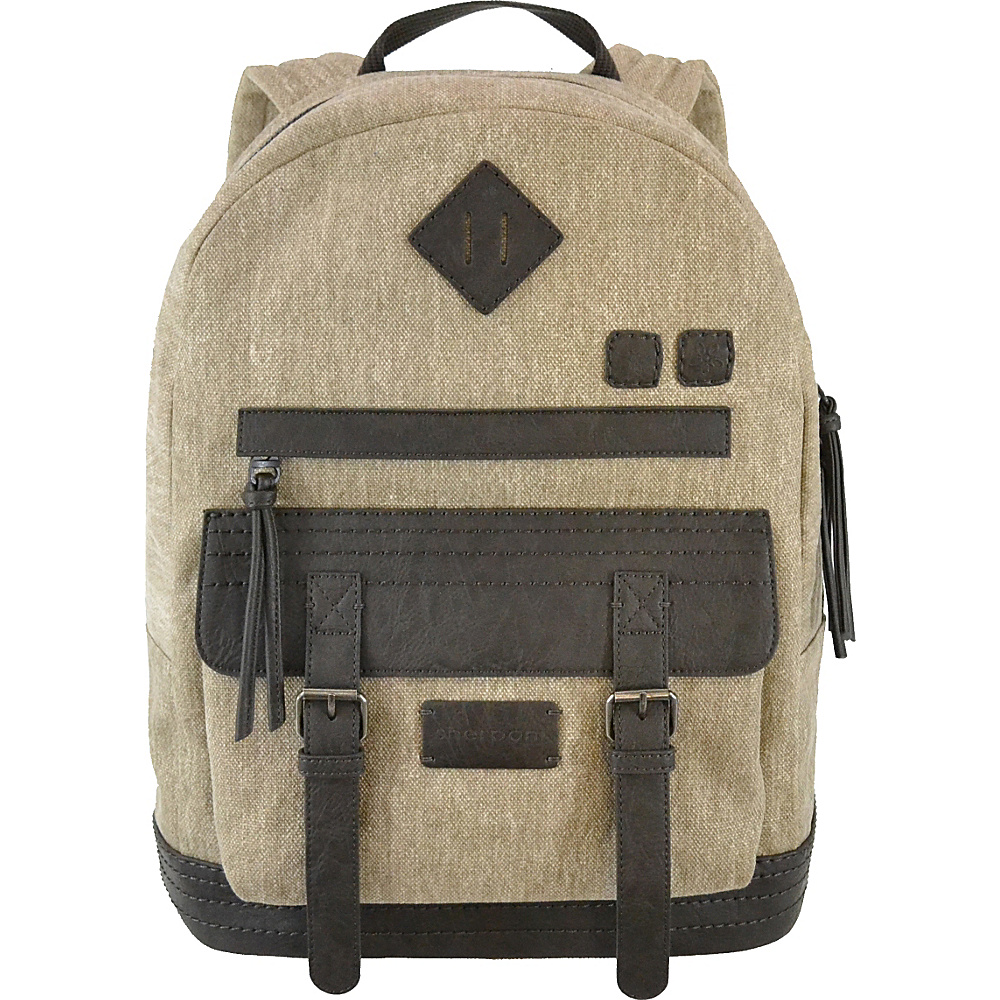 Sherpani Indie Canvas School Hiking Cycling Backpack Canvas Sherpani Business Laptop Backpacks