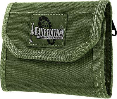 Maxpedition C.M.C. Wallet Green - Maxpedition Men's Wallets
