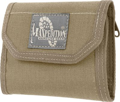 Maxpedition C.M.C. Wallet Khaki - Maxpedition Mens Wallets