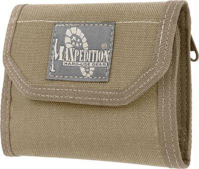 Maxpedition C.M.C. Wallet Khaki - Maxpedition Men's Wallets