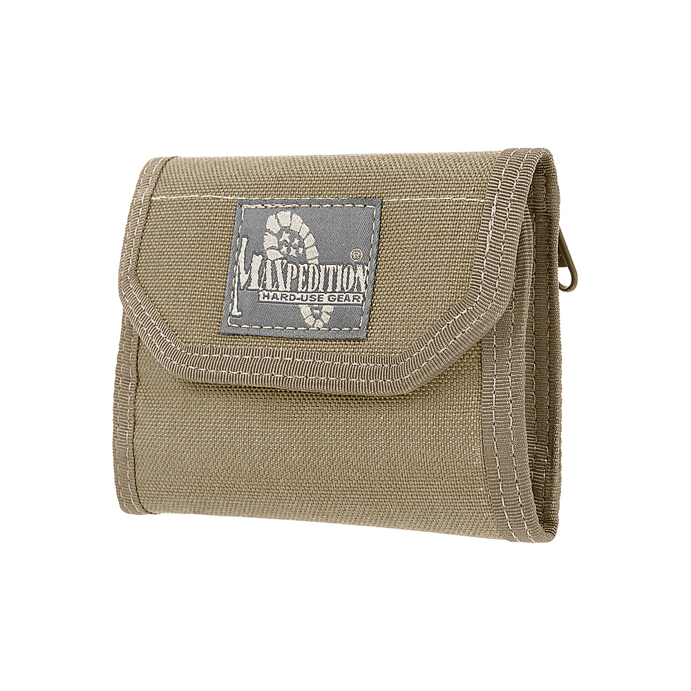 Maxpedition C.M.C. Wallet Khaki Maxpedition Men s Wallets