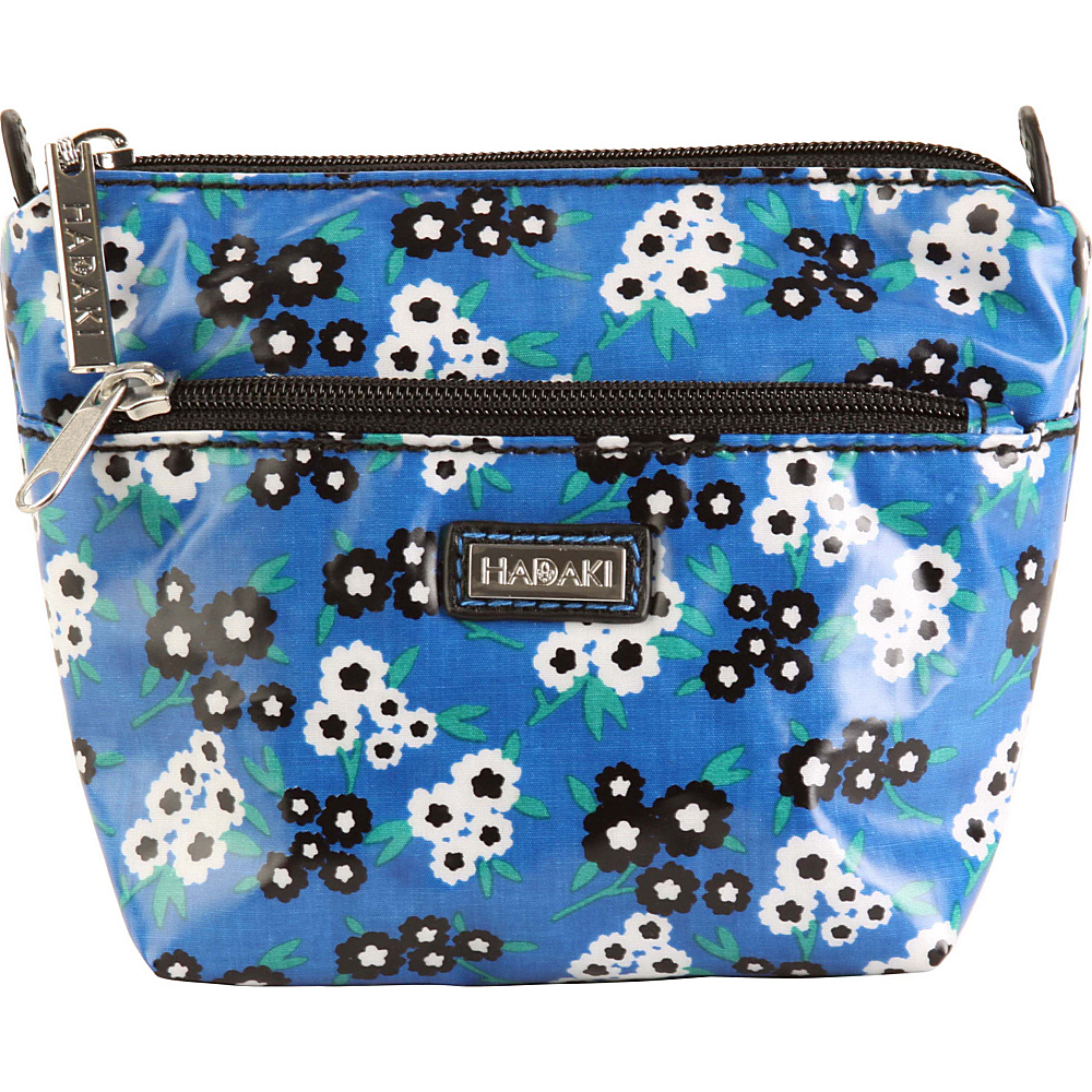 Hadaki Double Zip Pouch Fantasia Floral - Hadaki Travel Organizers - Travel Accessories, Travel Organizers