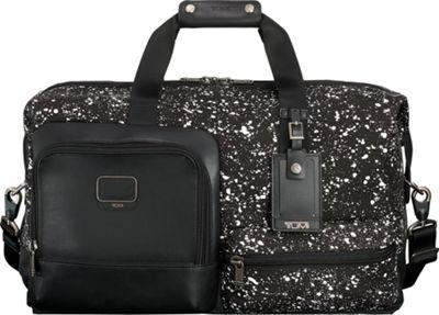 Tumi Alpha Bravo Grissom Travel Satchel Galaxy Print - Tumi Luggage Totes and Satchels