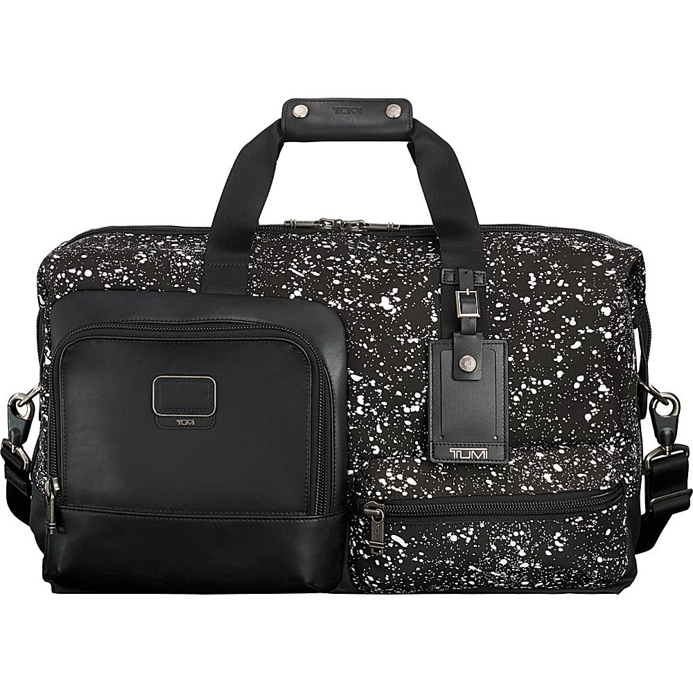 Tumi Alpha Bravo Grissom Travel Satchel Galaxy Print - Tumi Luggage Totes and Satchels - Luggage, Luggage Totes and Satchels