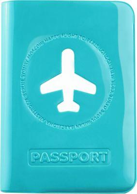 ALIFE DESIGN Alife Design Passport Cover Blue - ALIFE DESIGN Travel Wallets