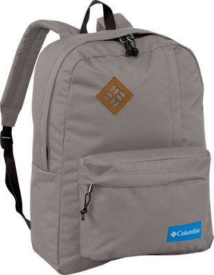 Columbia Sportswear Varsity Day Pack Columbia Grey - Columbia Sportswear Everyday Backpacks