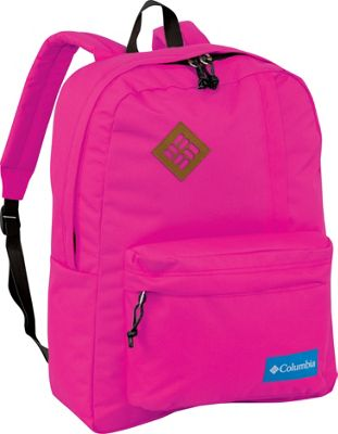 Columbia Sportswear Varsity Day Pack Groovy Pink - Columbia Sportswear Everyday Backpacks