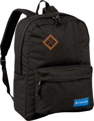 Columbia Sportswear Varsity Day Pack Black - Columbia Sportswear Everyday Backpacks