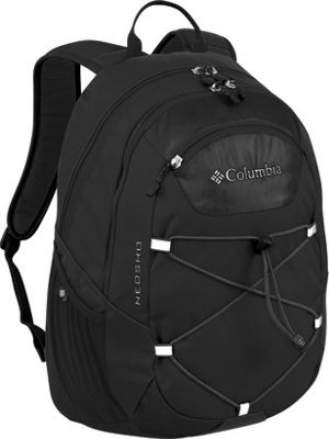 Columbia Sportswear Neosho Day Pack Black - Columbia Sportswear Business & Laptop Backpacks