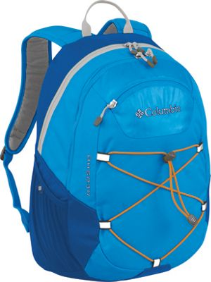 Columbia Sportswear Columbia Sportswear Neosho Day Pack Hyper Blue - Columbia Sportswear Business & Laptop Backpacks